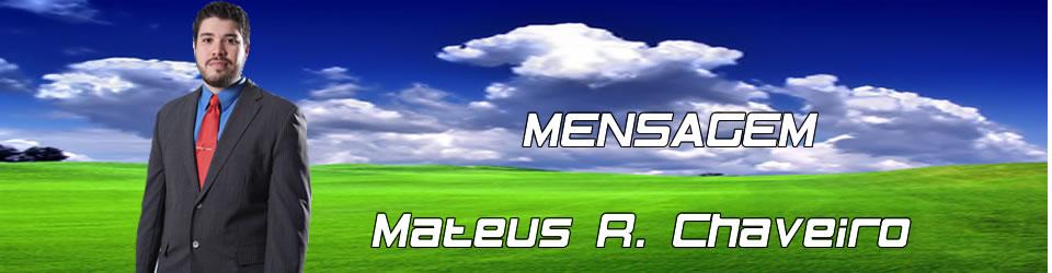 MENSAGEM  mateus